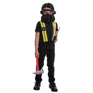 Fireman Accessory Set