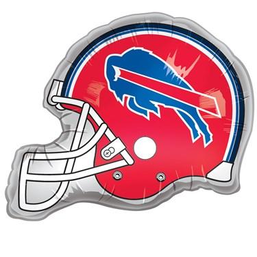 Buffalo Bills Helmet Jumbo Foil Balloon