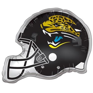 Jacksonville Jaguars Helmet Jumbo Foil Balloon
