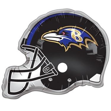 Baltimore Ravens Helmet Jumbo Foil Balloon