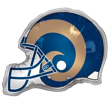 St. Louis Rams Helmet Jumbo Foil Balloon