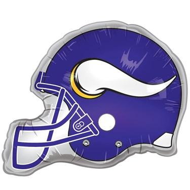 Minnesota Vikings Helmet Jumbo Foil Balloon