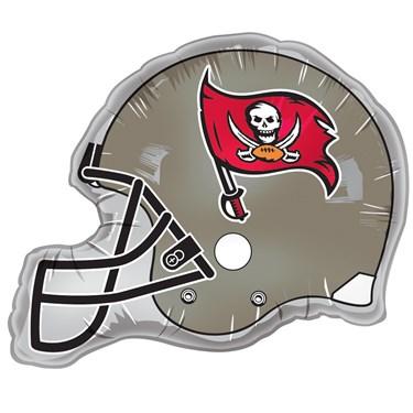 Tampa Bay Buccaneers Helmet Jumbo Foil Balloon