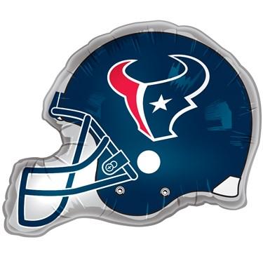 Houston Texans Helmet Jumbo Foil Balloon