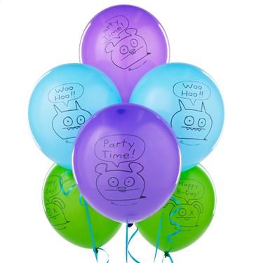 "UGLYDOLL 12"" Printed Latex Balloons"