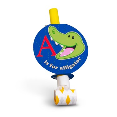 Alligator Blowouts