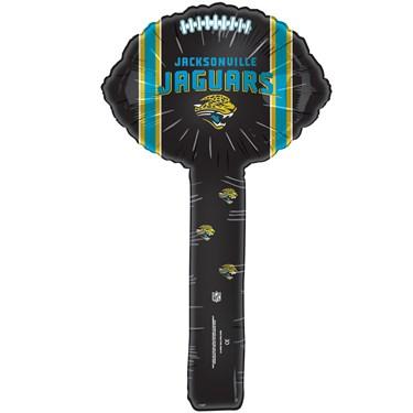Jacksonville Jaguars Foil Hammer Balloons