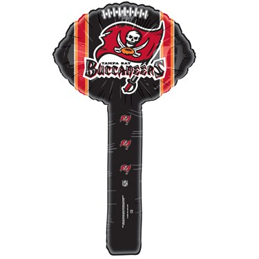 Tampa Bay Buccaneers Foil Hammer Balloons
