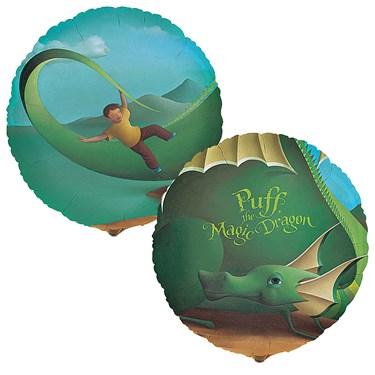 Puff, the Magic Dragon Foil Balloon
