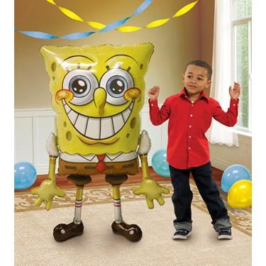 Spongebob AirWalker Foil Balloon