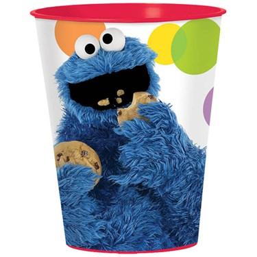 Sesame Street Party 16 oz. Plastic Cup