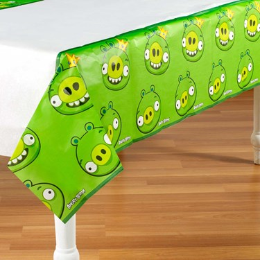 Angry Birds Paper Tablecover