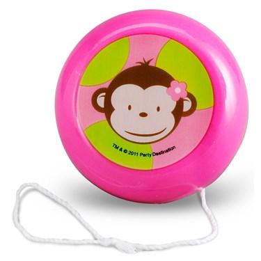 Pink Mod Monkey Yo-Yo