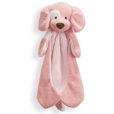 Pink Plush Spunky Huggybuddy