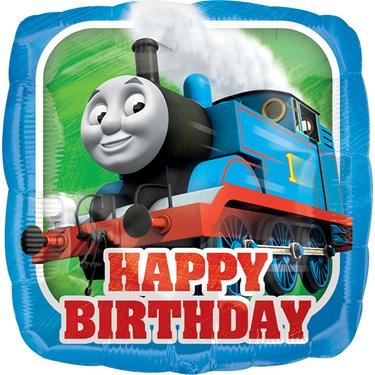 Thomas the Tank Happy Birthday Foil Balloon