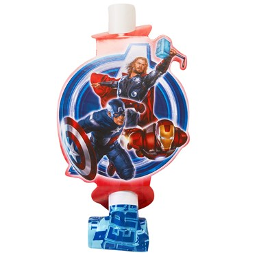 The Avengers Blowouts