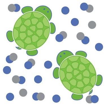 Mr. Turtle Confetti