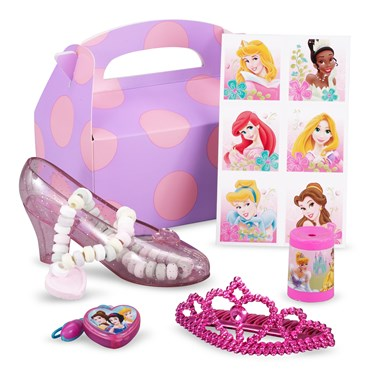 Disney Fanciful Princess Party Favor Box