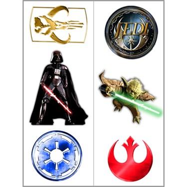 Star Wars Generations Tattoos