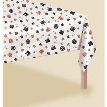 Director's Cut Hollywood Plastic Tablecover
