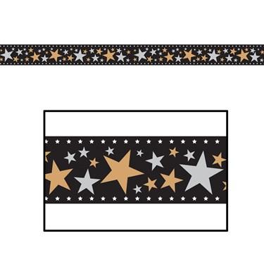 Star Filmstrip Decorating Material