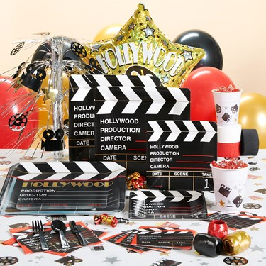 Director's Cut Hollywood Deluxe Party Supplies