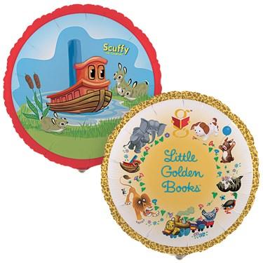 Little Golden Books Foil Balloon
