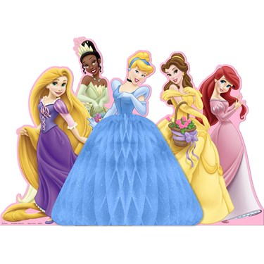 Disney Fanciful Princess Centerpiece