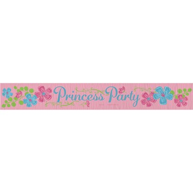 Disney Fanciful Princess Crepe Paper