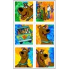 Scooby-Doo Mod Mystery Stickers