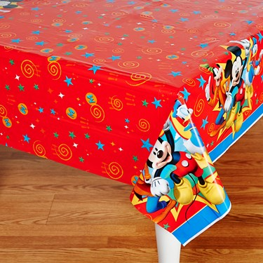 Disney Mickey Fun and Friends Plastic Tablecover