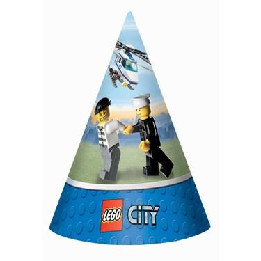 LEGO City Cone Hats