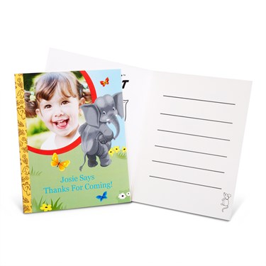 Little Golden Books Personalized Thank-You Notes