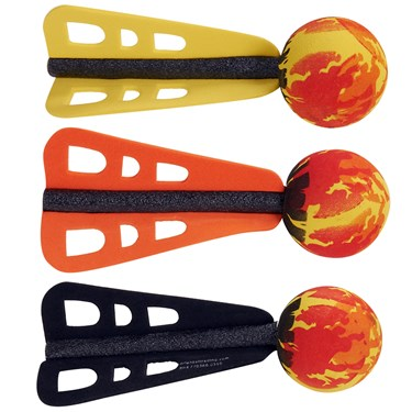 Foam Flame Ball Missile