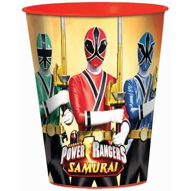 Power Rangers Samurai 16 oz. Plastic Cup
