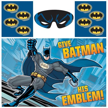 Batman Scavenger Hunt Party Game