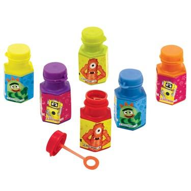 Yo Gabba Gabba! Mini Bubbles