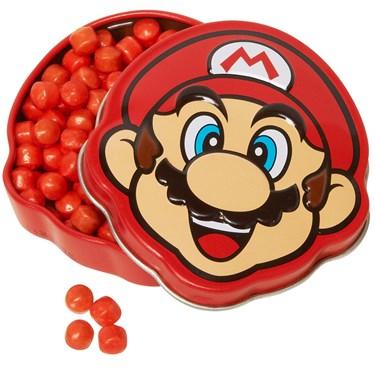 Mario Brick Breakin' Candy Tin