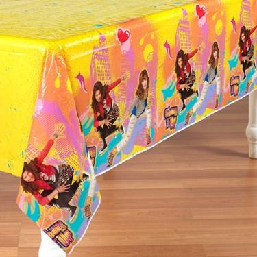 Disney Shake It Up Plastic Tablecover