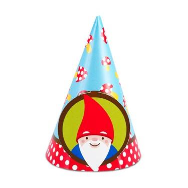 Woodland Gnome Cone Hats