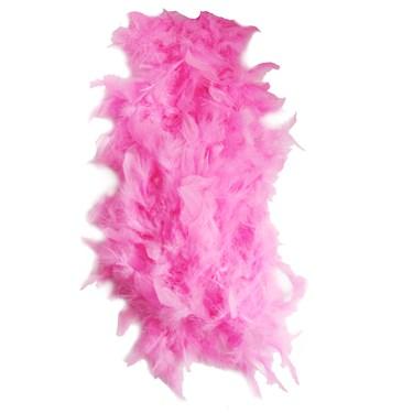 Bright Pink Boa