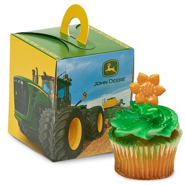 John Deere Cupcake Boxes