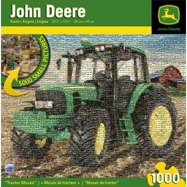 John Deere Mosaic Puzzle