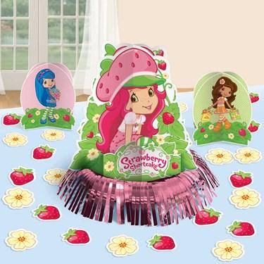 Strawberry Shortcake Table Decorating Kit