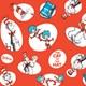 Default Image - Dr. Seuss Jumbo Gift Wrap