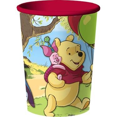 Disney Pooh and Pals 16 oz. Plastic Cup