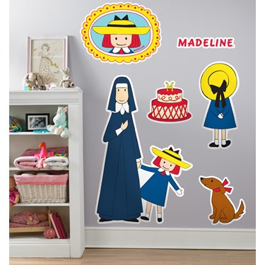 Madeline Giant Wall Decals
