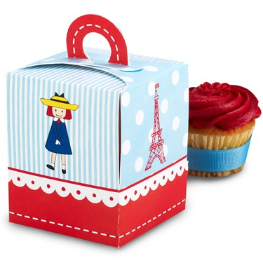 Madeline Cupcake Boxes