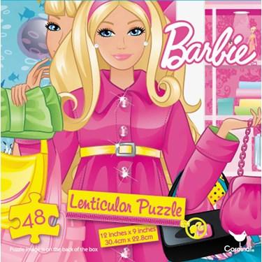 Barbie Lenticular Puzzle