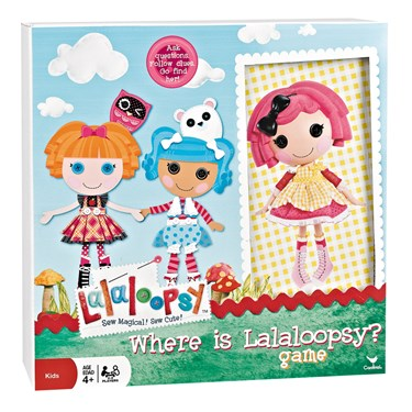 Where is Lalaloopsy Game
